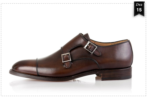 monkstrap sportlich eleganter schuhklassiker schuhe herrenschuhe blog. Black Bedroom Furniture Sets. Home Design Ideas