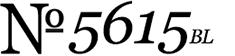 No. 5615 BL